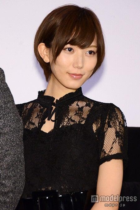 光宗薫「色々と怖かった」 AKB48メンバーとの絆に感慨【モデルプレス】