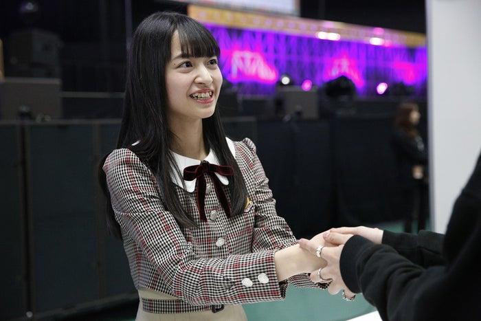 """金川紗耶/乃木坂46""""4期生お見立て会""""(提供写真)"""