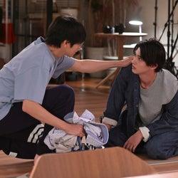 向井理、横浜流星 「着飾る恋には理由があって」第9話より(C)TBS