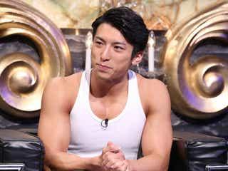 イケメン筋肉モデル「鍛えすぎてオナラが出る」と告白『有吉反省会』