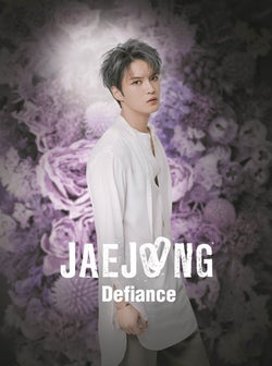 ジェジュン「Defiance」(10月24日発売)FC限定盤
