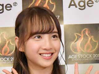 乃木坂46佐藤楓が初選抜入り 癒やしオーラが人気の注目美女<プロフィール>