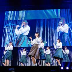 欅坂46・2期生&けやき坂46・3期生「誰よりも高く跳べ!」 (提供写真)