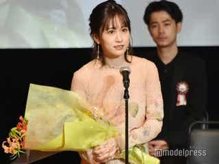 """前田敦子、""""稀有な存在感""""で最優秀女優賞「毎日ひたむきにやっていきたい」<第11回TAMA映画賞>"""