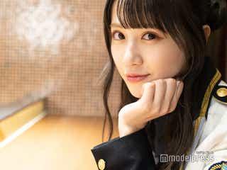 """STU48中村舞""""現役アイドル流""""黒髪のまま垢抜けるメイクテクニックとは 私物コスメポーチ公開<インタビュー>"""