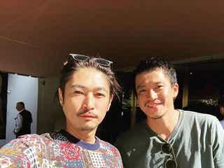 窪塚洋介、小栗旬との2ショット公開「GTO」ファンも歓喜「待ってましたああ!」