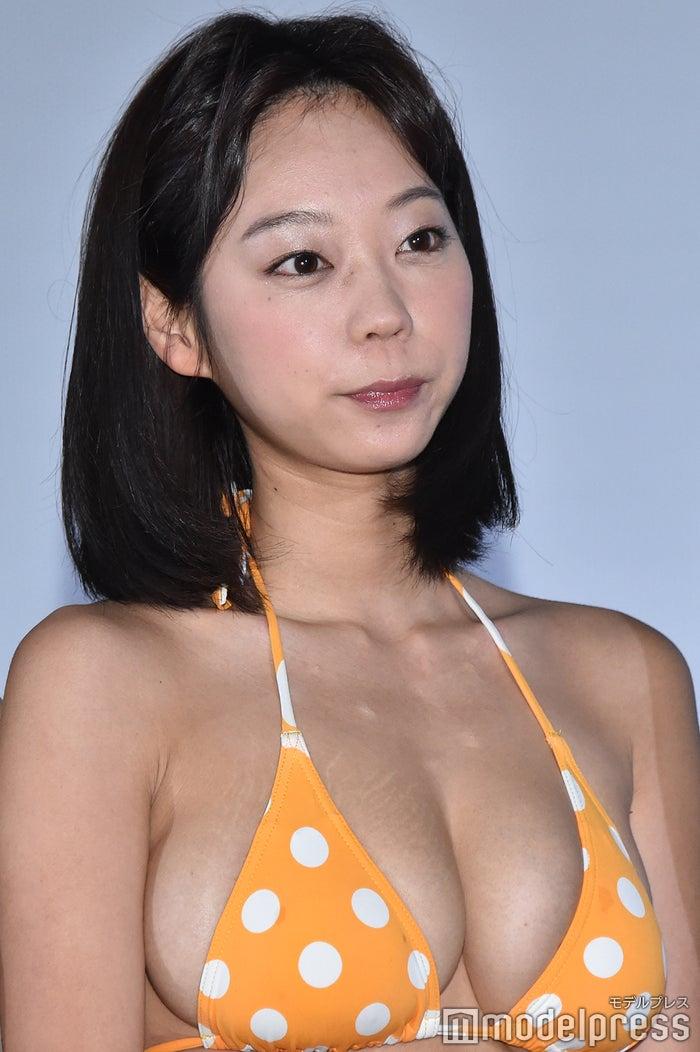 青山ひかる (C)モデルプレス