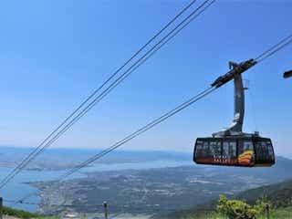 テラス席から琵琶湖を一望!滋賀の絶景スポットがリニューアルオープン