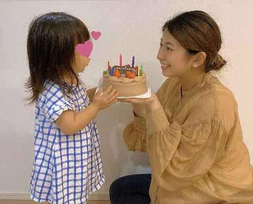 藤本美月さん、26歳の誕生日を迎えたことを報告「2回ケーキを食べたよ」