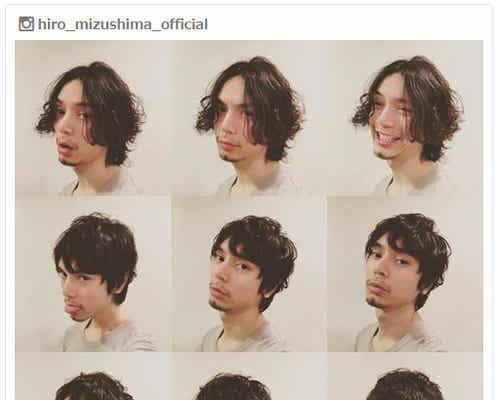 水嶋ヒロ、髪ばっさりイメチェンで愛娘に認識されず?「イケメンパパ」と称賛の声