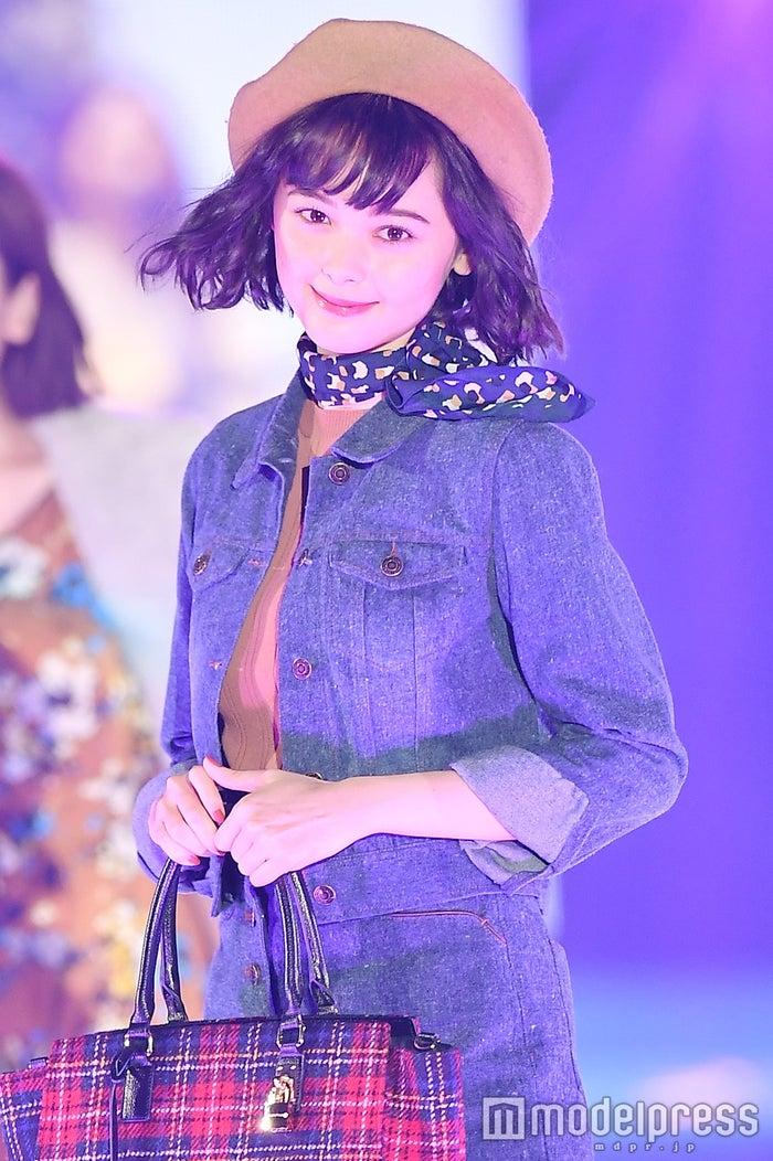 「GirlsAward 2016 AUTUMN/WINTER」に出演した玉城ティナ (C)モデルプレス