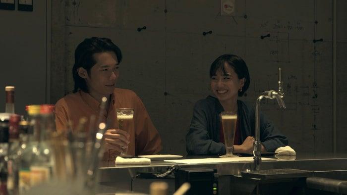 翔平、香織「TERRACE HOUSE TOKYO 2019-2020」8th WEEK(C)フジテレビ/イースト・エンタテインメント