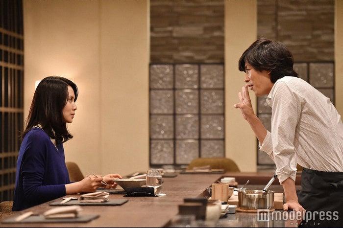 中谷美紀、藤木直人「私結婚できないんじゃなくて、しないんです」第2話・場面カット(C)TBS
