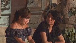 でっぱりん、あきら/「あいのり:Asian Journey」第13話より(C)フジテレビ