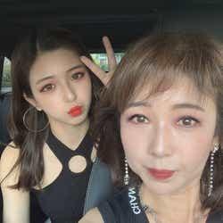 """モデルプレス - """"元おニャン子クラブ""""荻野智子の娘・心、アイドルデビュー「親子二代アイドル」"""