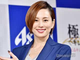 米倉涼子、個人事務所立ち上げで仕事に変化「新しい挑戦の一つ」