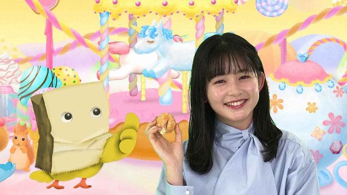 久間田琳加(写真提供:NHK)
