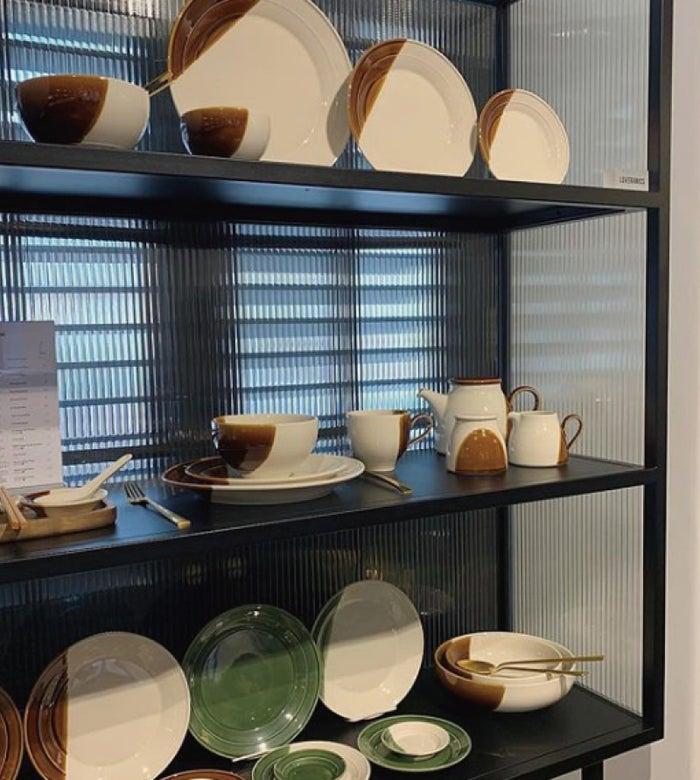 前坂さんがセレクトした食器類も可愛い♡/提供画像