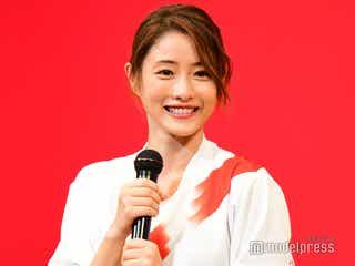 石原さとみ、東京五輪をPR「誇りになる時間を過ごしてもらえたら」