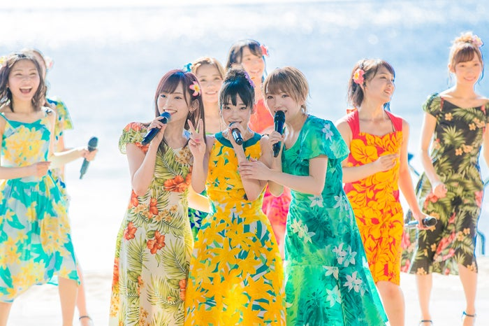 AKB48、常夏のグアムで熱狂パフォーマンス (提供写真)