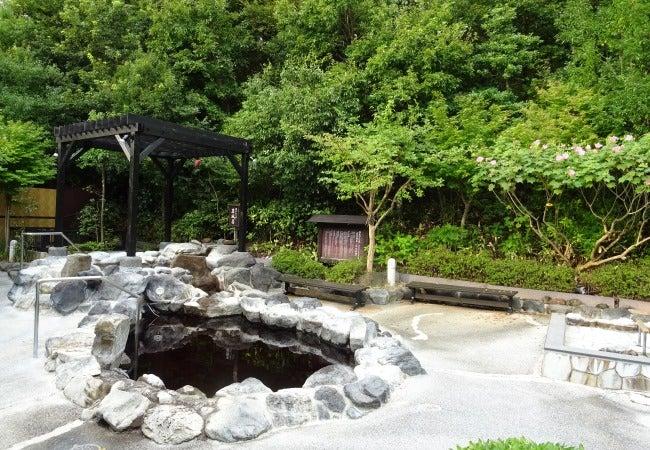 多摩境天然温泉 森乃彩/画像提供:よみうりランド