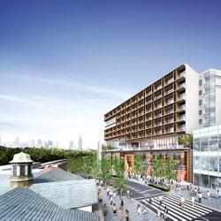 原宿駅前の新施設「WITH HARAJUKU(ウィズ原宿)」テナント14店舗発表