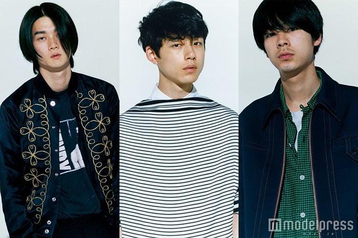 (左から)柳俊太郎・坂口健太郎・成田凌ら「MEN'S NON-NO」モデルが総出演