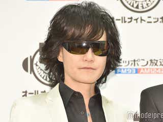 "X JAPAN・Toshl、""芸能界引退""の友人・滝沢秀明にエール「新たな人生の選択を心から祝福」"