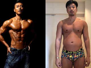 金子賢、体重20kg増を告白 ぽっこりお腹で「人生最大やわ…」ダイエットに不安も