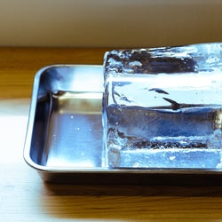 さんかく氷/画像提供:OMOI