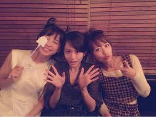 前田敦子&篠田麻里子&高橋みなみの豪華ショットにファン歓喜「最強の3人」