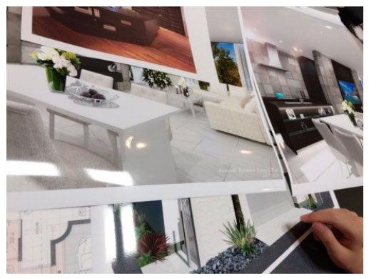 川崎希が公開した新居のイメージ画像/川崎希オフィシャルブログ(Ameba)より