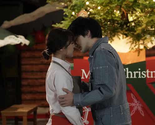 有村架純、林遣都とのキス寸前カット公開「本当に幸せな最終話になった」<姉ちゃんの恋人>