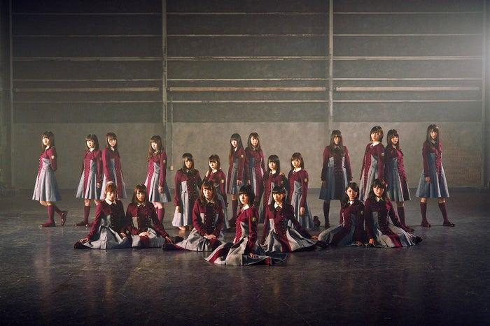 欅坂46/画像提供:所属事務所