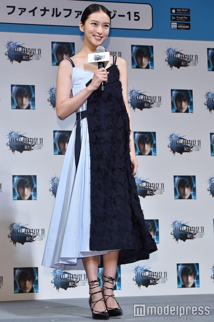 武井咲/2017年7月イベント出演時に撮影 (C)モデルプレス