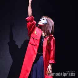 太田奈緒/舞台版「マジムリ学園」ゲネプロの様子 (C)モデルプレス