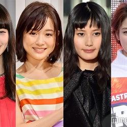 大原櫻子、小松菜奈、橋本愛、E-girls楓…2016年「成人式」を迎える注目の人物たち