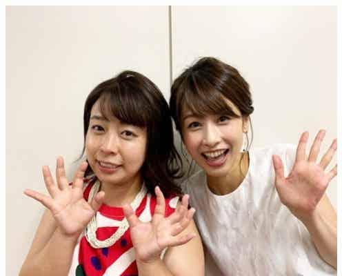 """""""カトパン似""""餅田コシヒカリ、加藤綾子の結婚祝福「カトパンパンはまだまだ先」"""