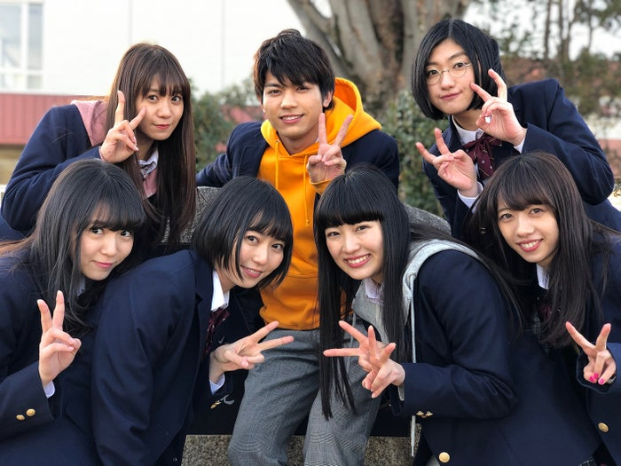 板垣瑞生、私立恵比寿中学主演ドラマに出演決定 (提供写真)