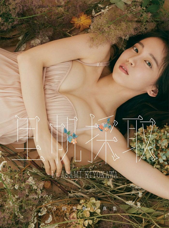 吉岡里帆(C)三瓶康友/集英社 プロデュース/清川あさみ<br>