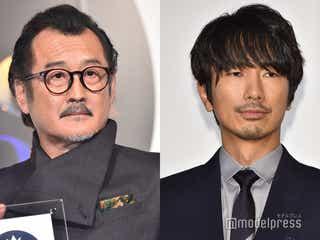 吉田鋼太郎&眞島秀和、大河ドラマ「麒麟がくる」共演でOL民歓喜
