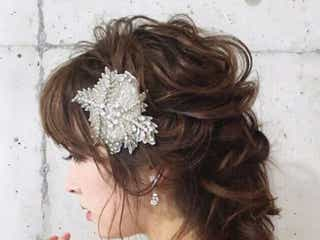 理想の結婚式を叶える♡なりたいイメージ別ウエディングヘアカタログ