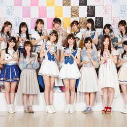 モデルプレス - <速報>第9回AKB48選抜総選挙49位~64位「フューチャーガールズ」発表