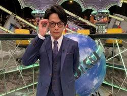 中村倫也、中川家・礼二と即興コントでスタジオ爆笑