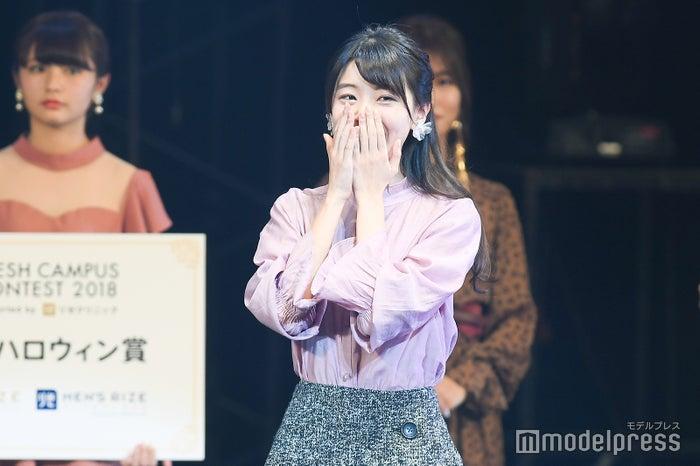受賞式の様子/永松 野々花 (C)モデルプレス