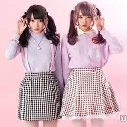 モデルプレス - 「Zipper」で人気急上昇 双子モデルmimmam、音楽プロジェクト始動