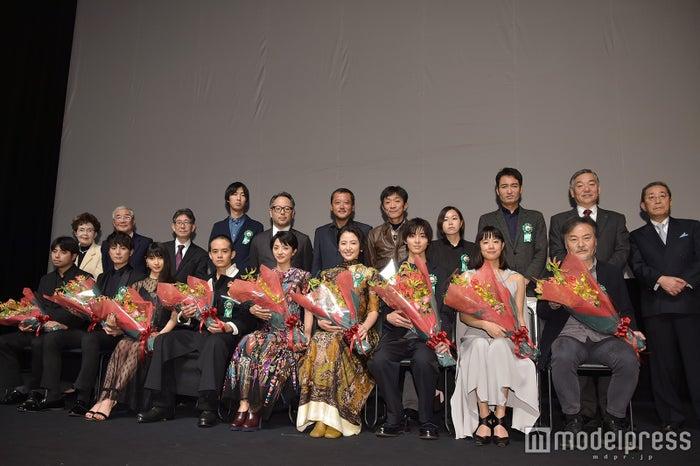 「第9回TAMA映画賞」授賞式 (C)モデルプレス
