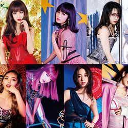 新生E-girls(画像提供:所属事務所)