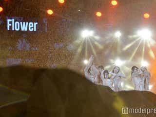 "Flower、土砂降りで""切なさ""際立つ 初海外ライブで見えた高いプロ意識<タイ・バンコク現地取材>"
