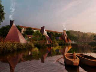 「星野リゾート 界 ポロト」2022年1月開業、湖畔に面した全室レイクビューの温泉旅館